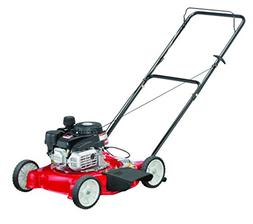 """Mower Yard Machines 20"""" Gas Push Lawn with Side Discharge"""